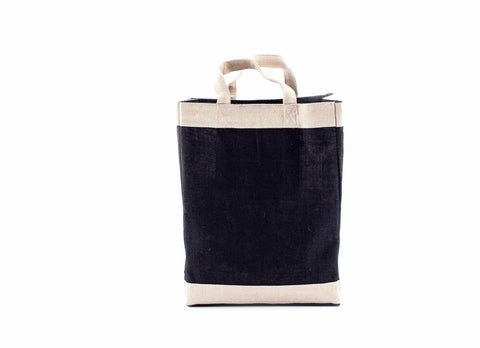 Simple Market Bag, Black