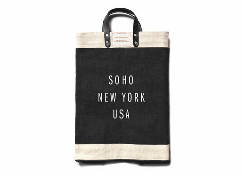 Soho Market Bag, Black