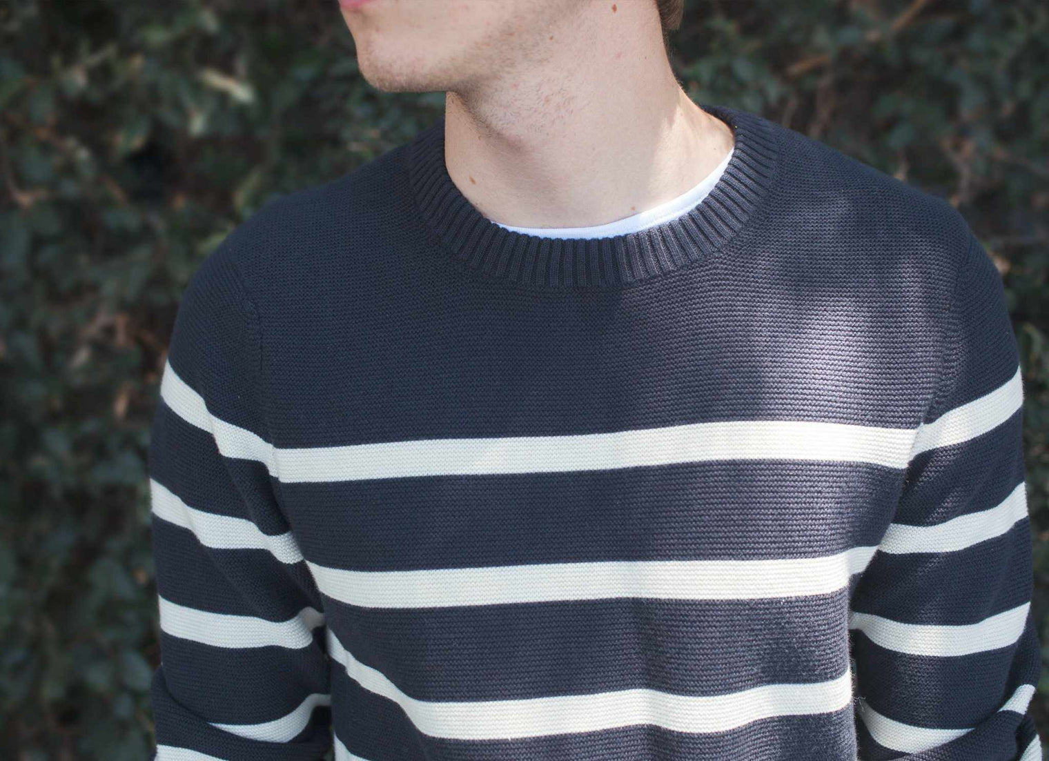 Stripe Nautical Sweater
