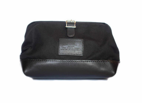 Transit Issue Dopp Kit, Black