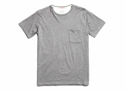 Standard Issue Organic Pocket T-Shirt, Heather