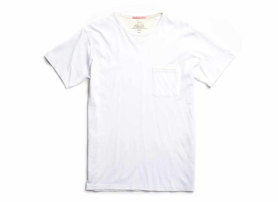 Standard Issue Organic Pocket T-Shirt