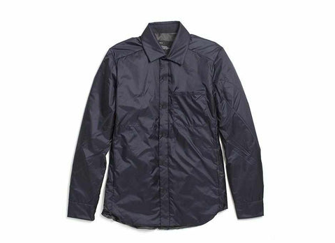 Transit Issue Shirt Jacket, Navy