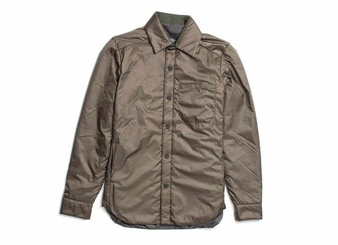 Transit Issue Shirt Jacket, Olive