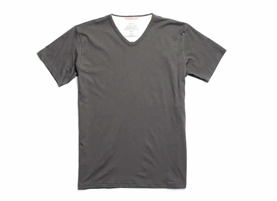 Standard Issue Organic V-Neck T-Shirt