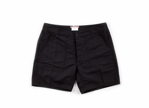 Transition Scout Short, Black