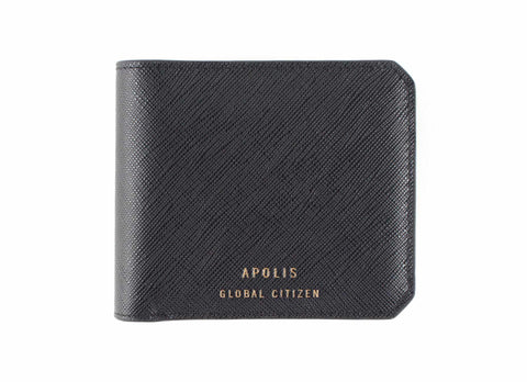 Transit Issue Travel Wallet, Black