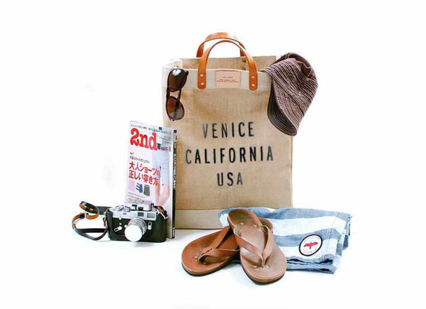 Venice City Series Market Bag