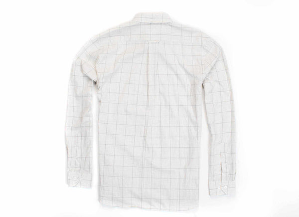 Japanese Windowpane Button Down