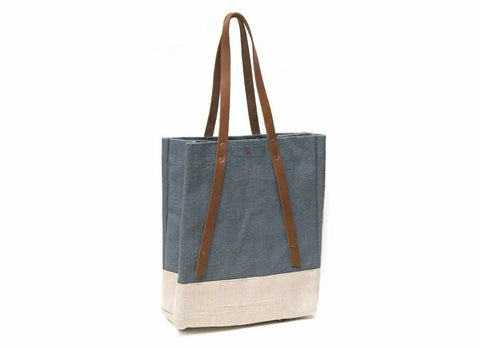 Apolis + Scribe Wine Tote, Charcoal