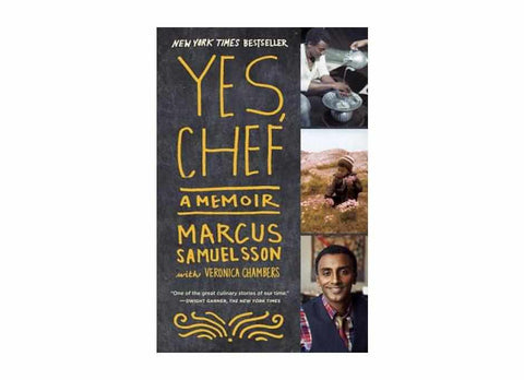 Yes, Chef, by Marcus Samuelsson, One Volume