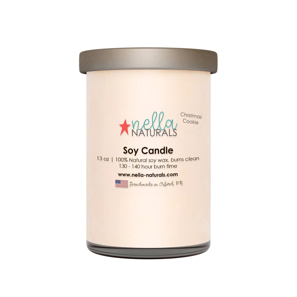13oz Christmas Cookie Soy Wax Candle