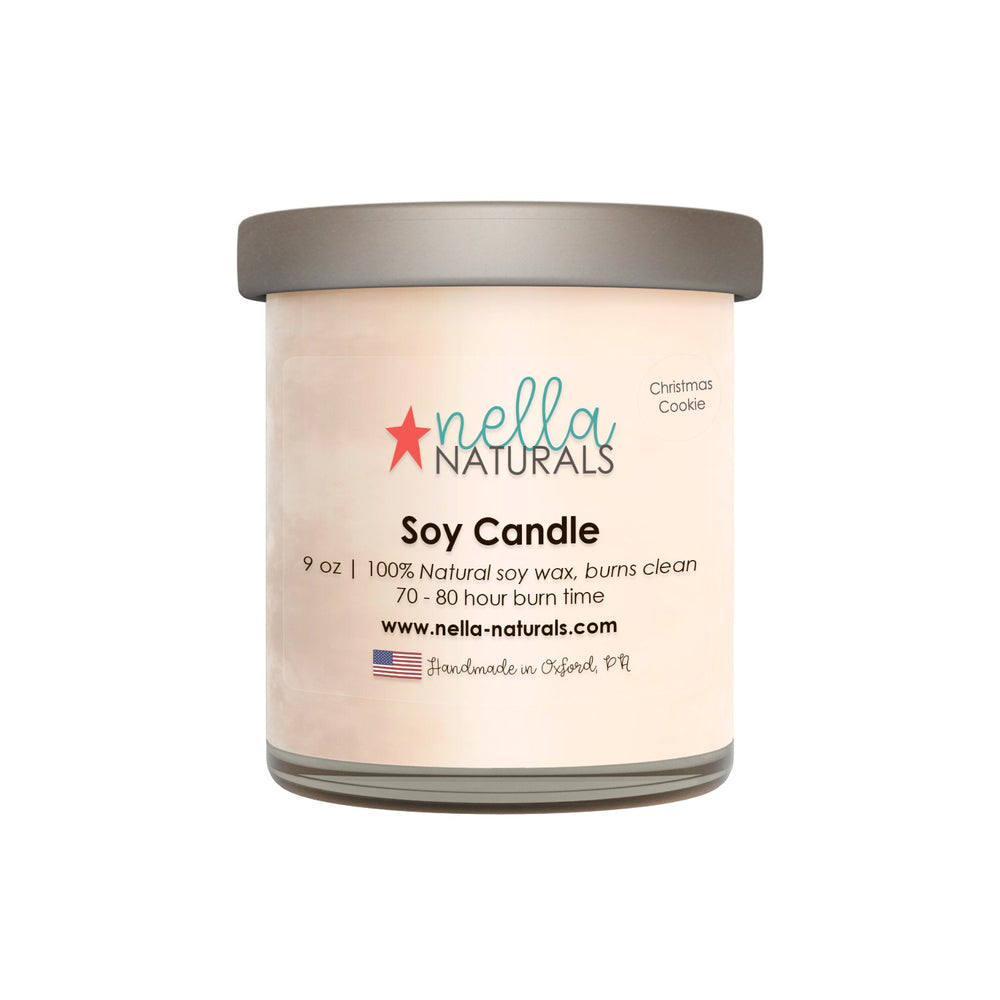 Christmas Cookie Soy Wax Candle