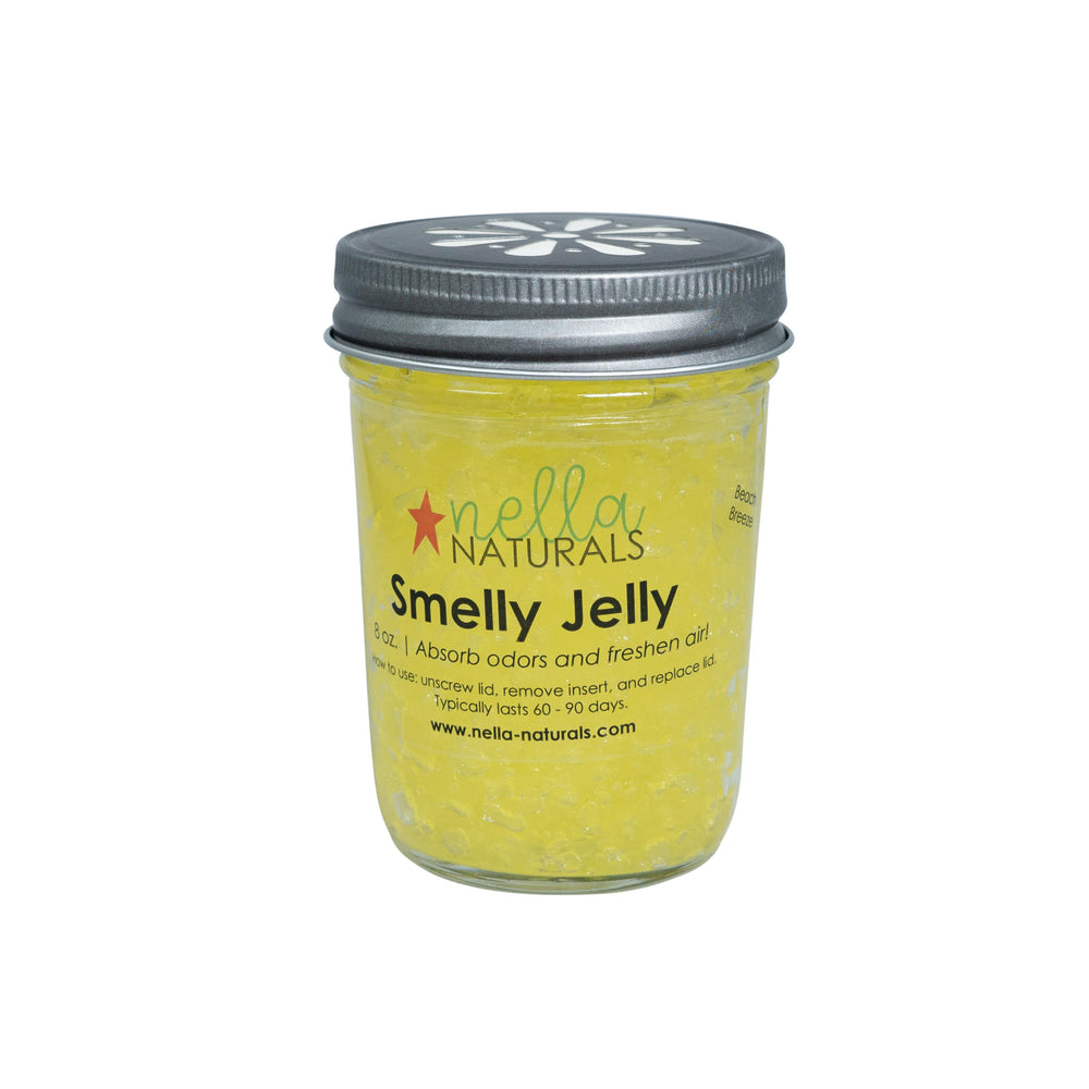 Beach Breeze Smelly Jelly Air Freshener