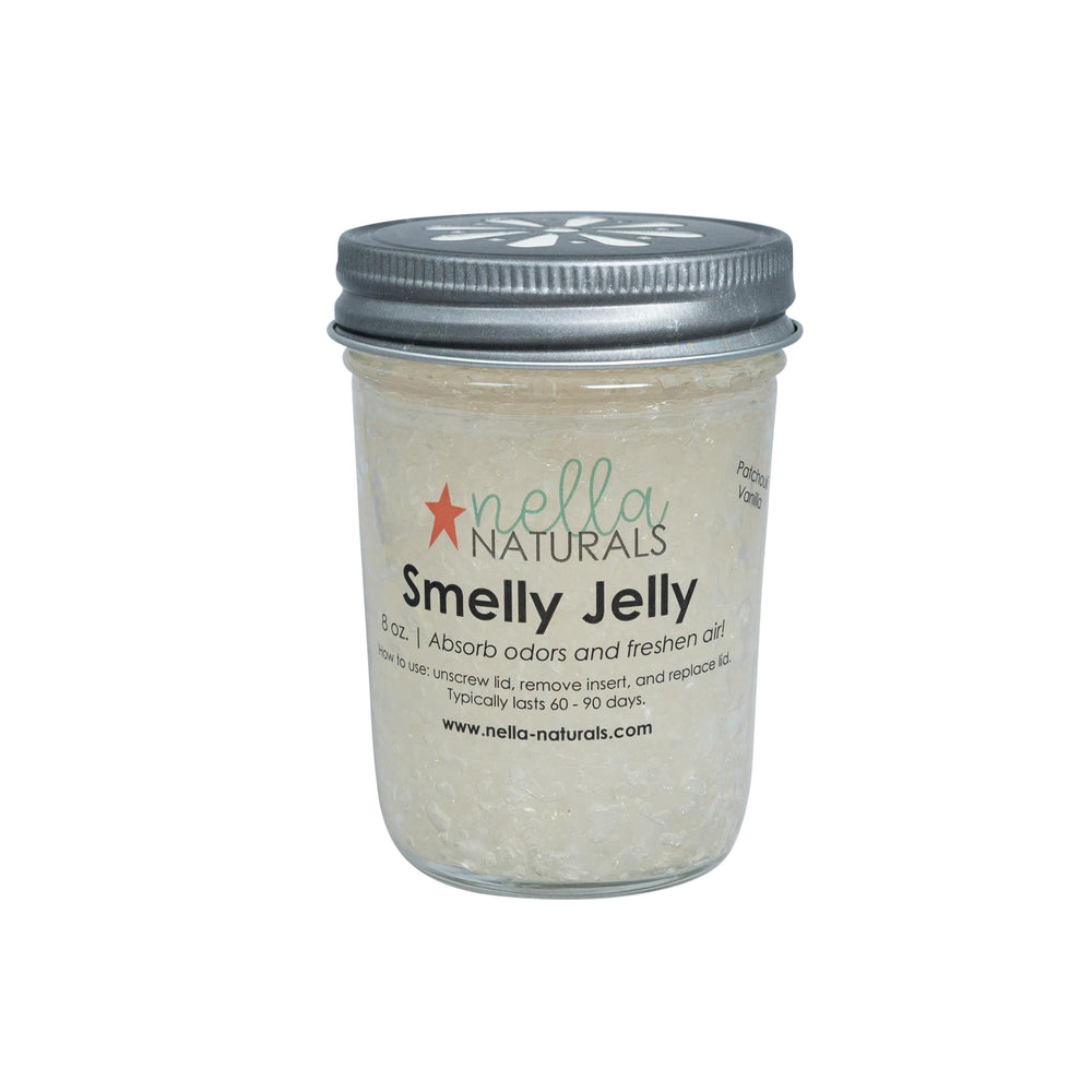 Patchouli Vanilla Smelly Jelly Air Freshener