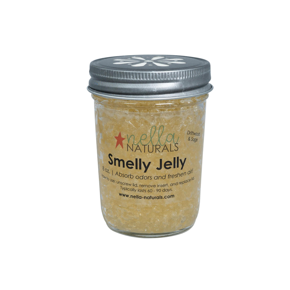 Driftwood & Sage Smelly Jelly Air Freshener