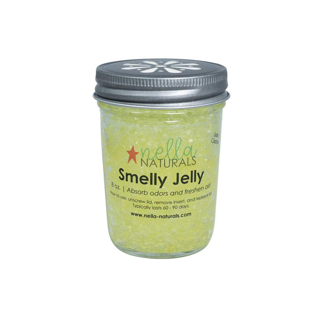 Salty Cactus Smelly Jelly Air Freshener