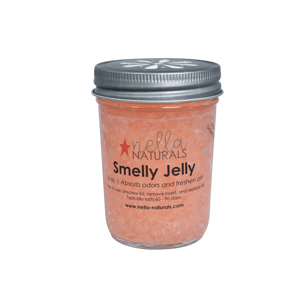 Pink Grapefruit Smelly Jelly Air Freshener
