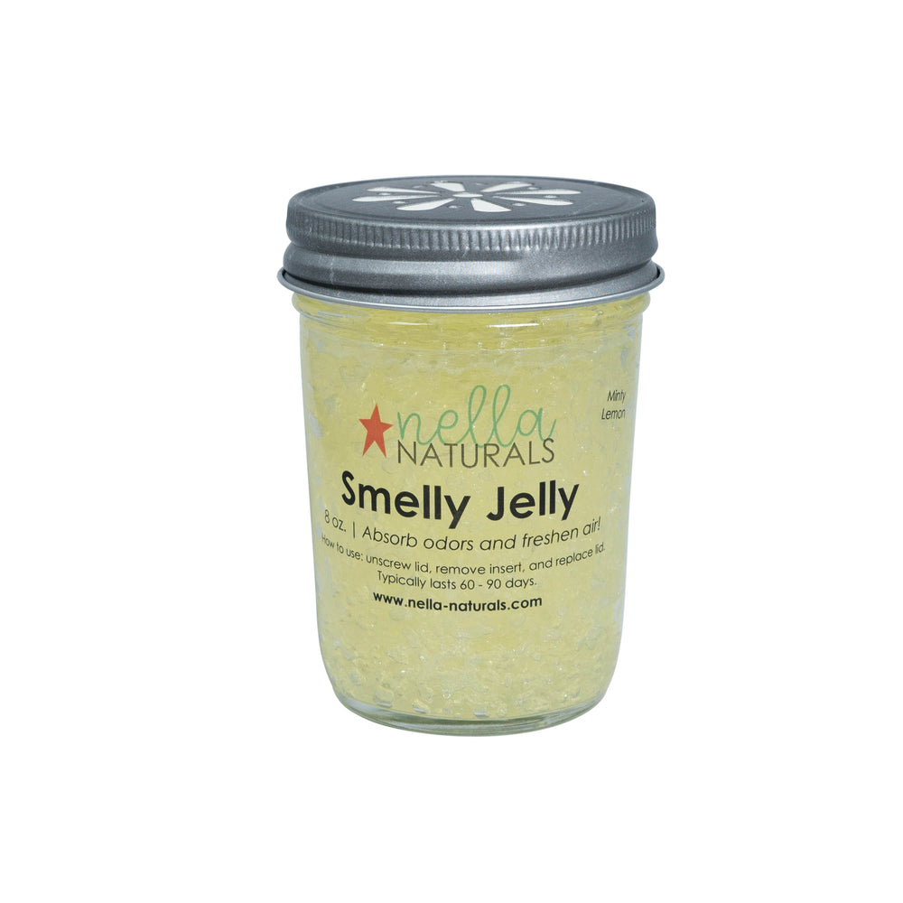 Minty Lemon Smelly Jelly Air Freshener