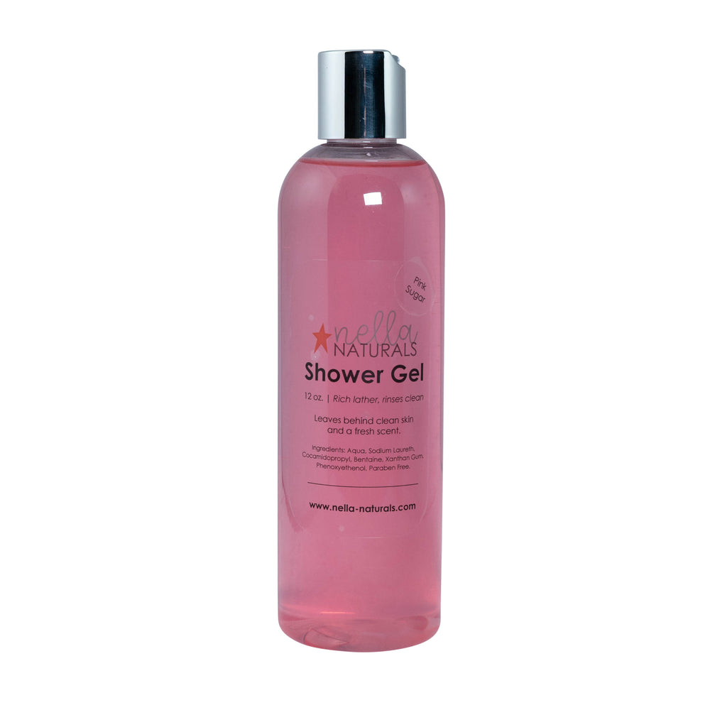 Pink Sugar Shower Gel