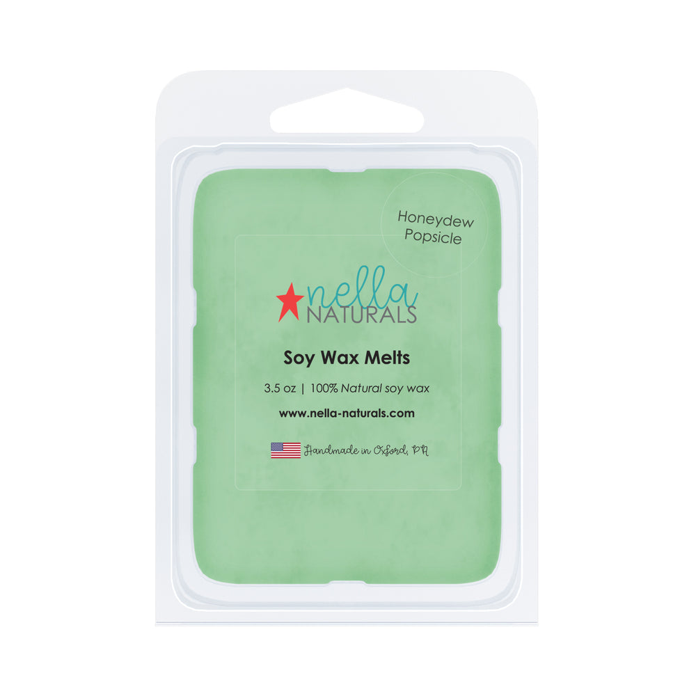 Honeydew Popsicle Wax Melt