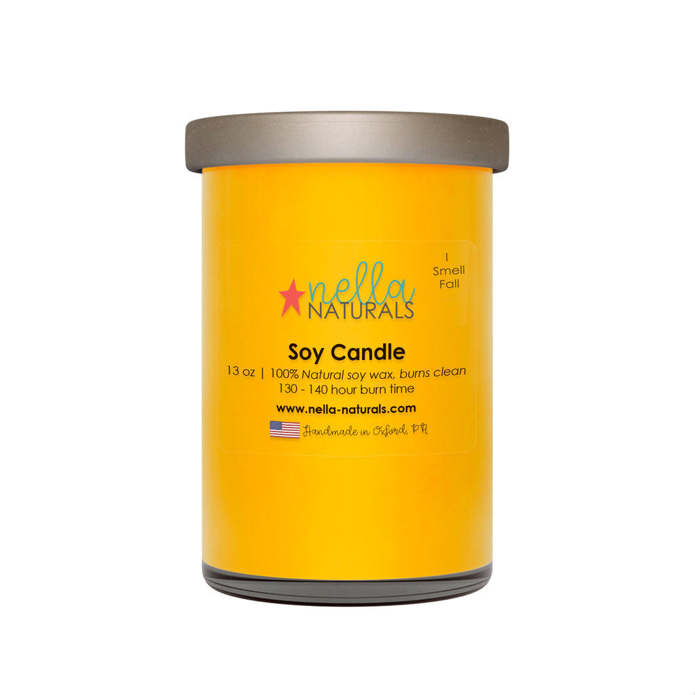13oz I Smell Fall Soy Wax Candle