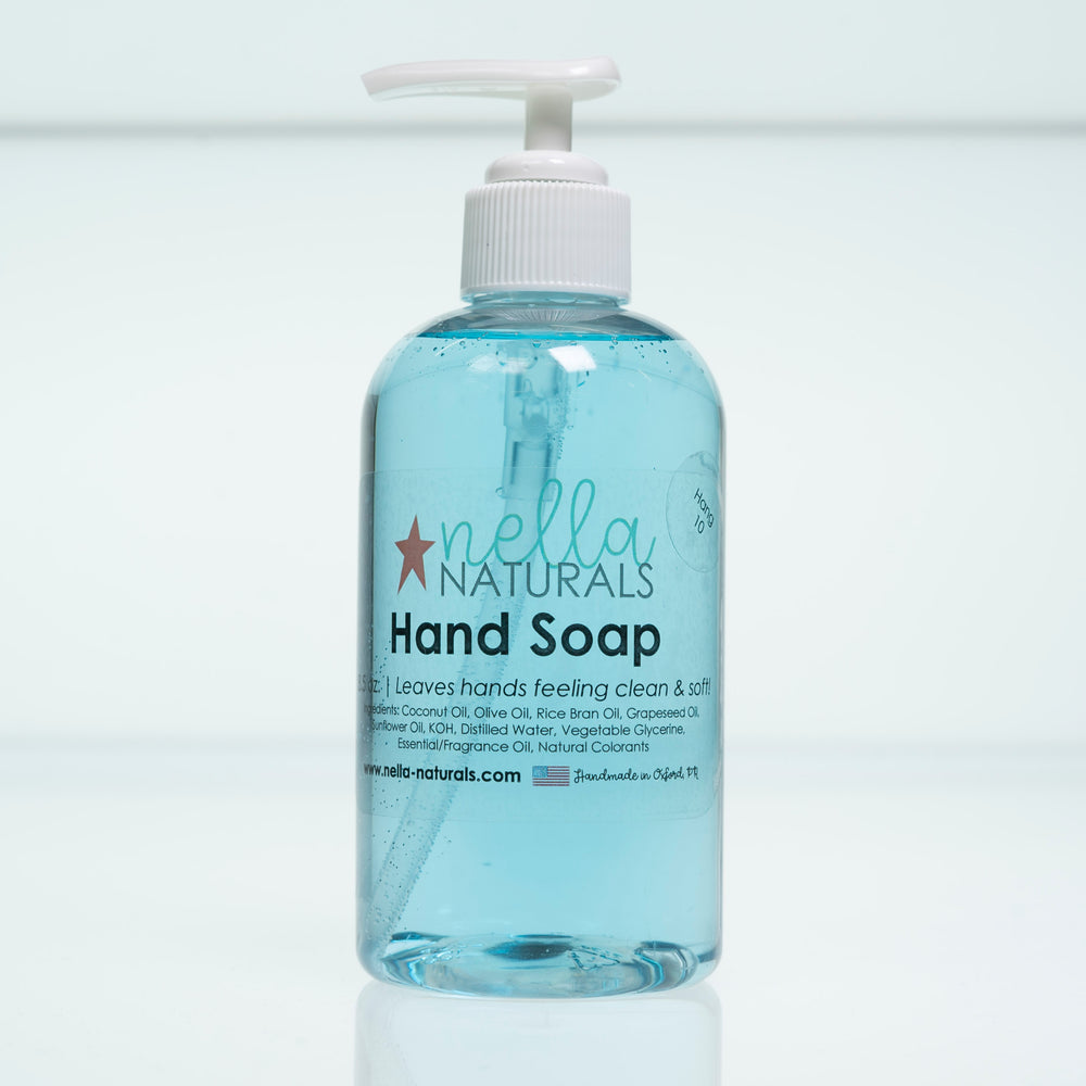 Hang 10 Liquid Hand Soap white background