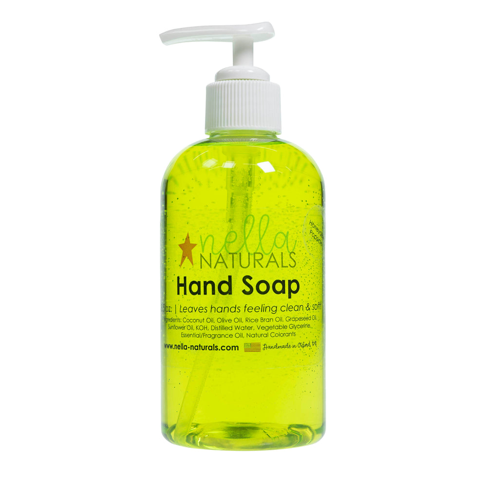 Honeydew Popsicle Liquid Hand Soap