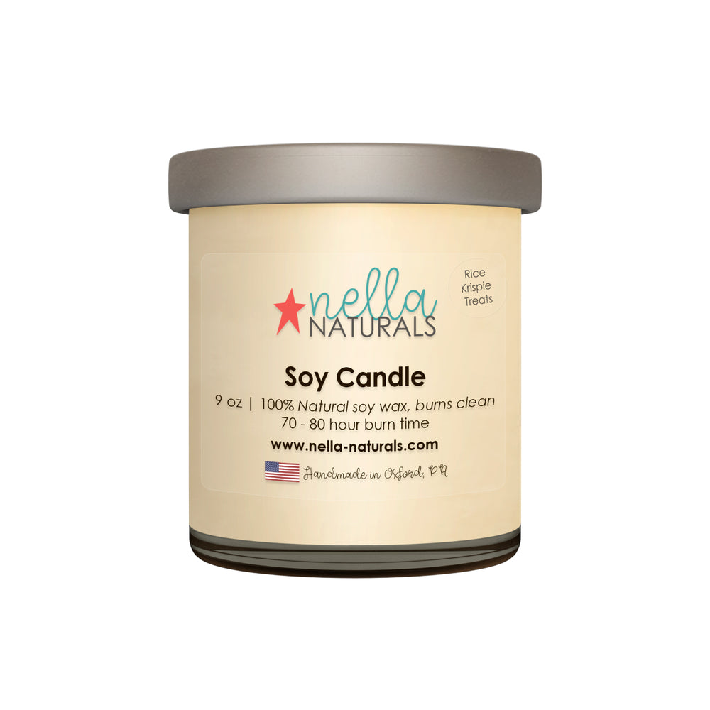Rice Krispie Treats Soy Wax Candle
