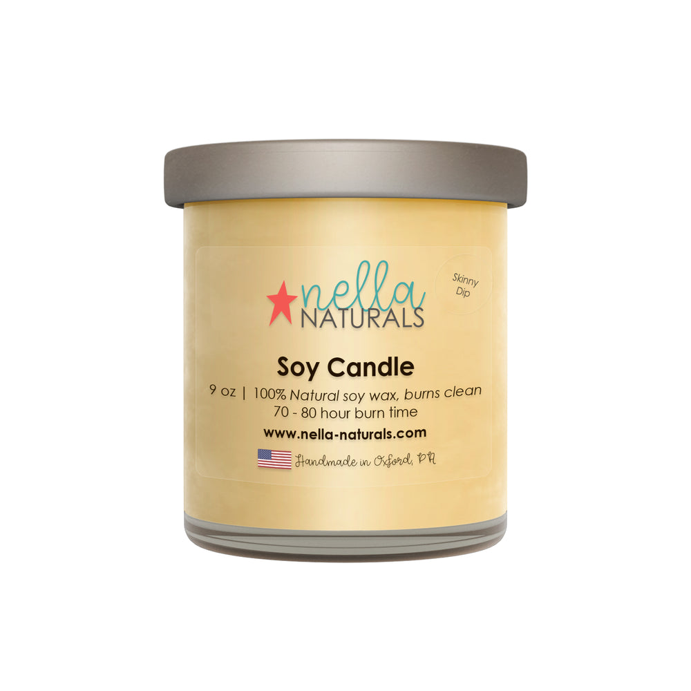 Skinny Dip Soy Wax Candle