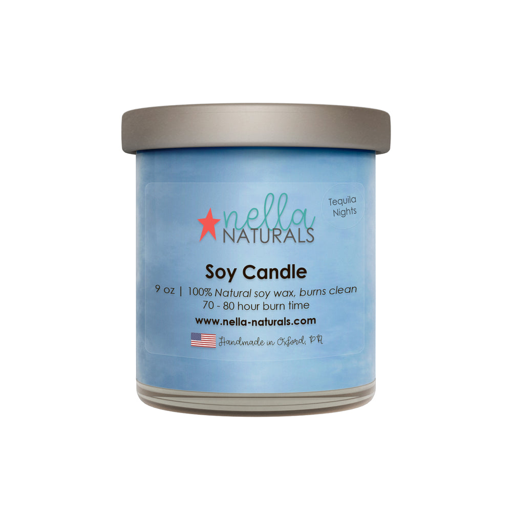 Tequila Nights Soy Wax Candle