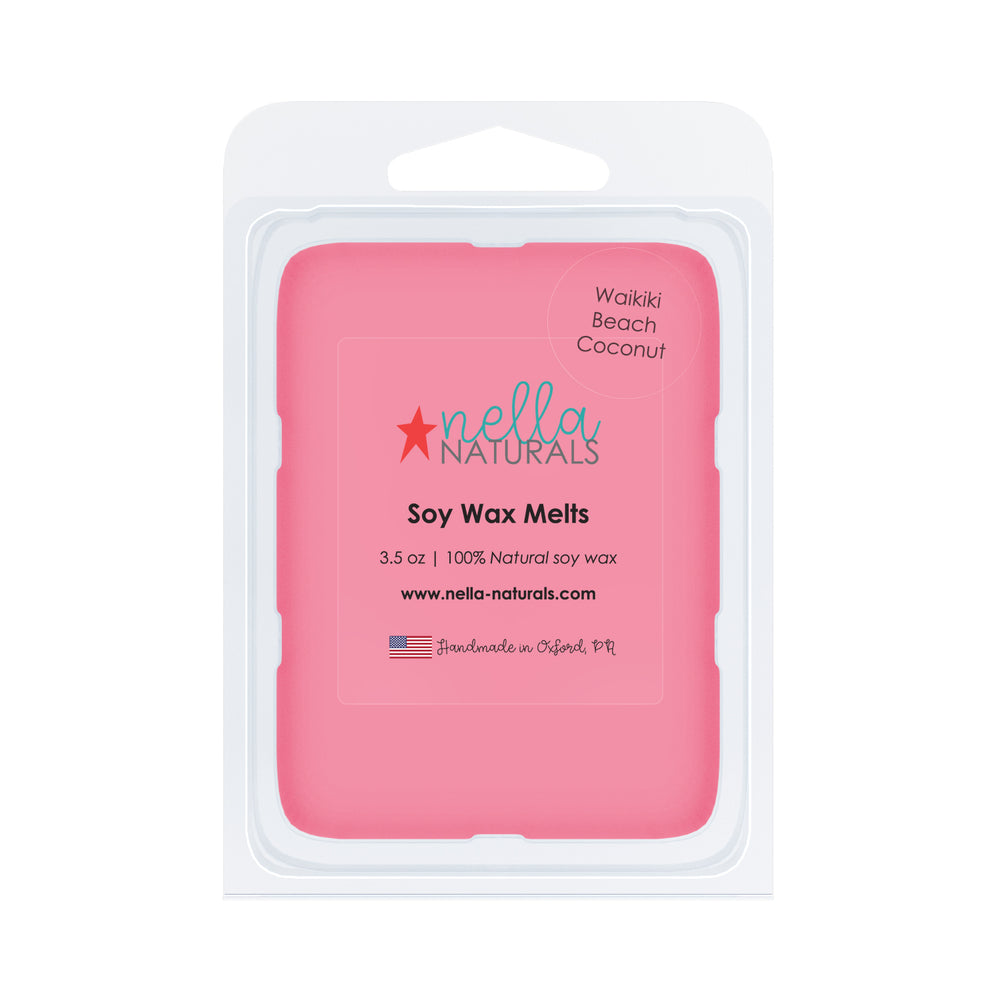 Waikiki Beach Coconut Wax Melt