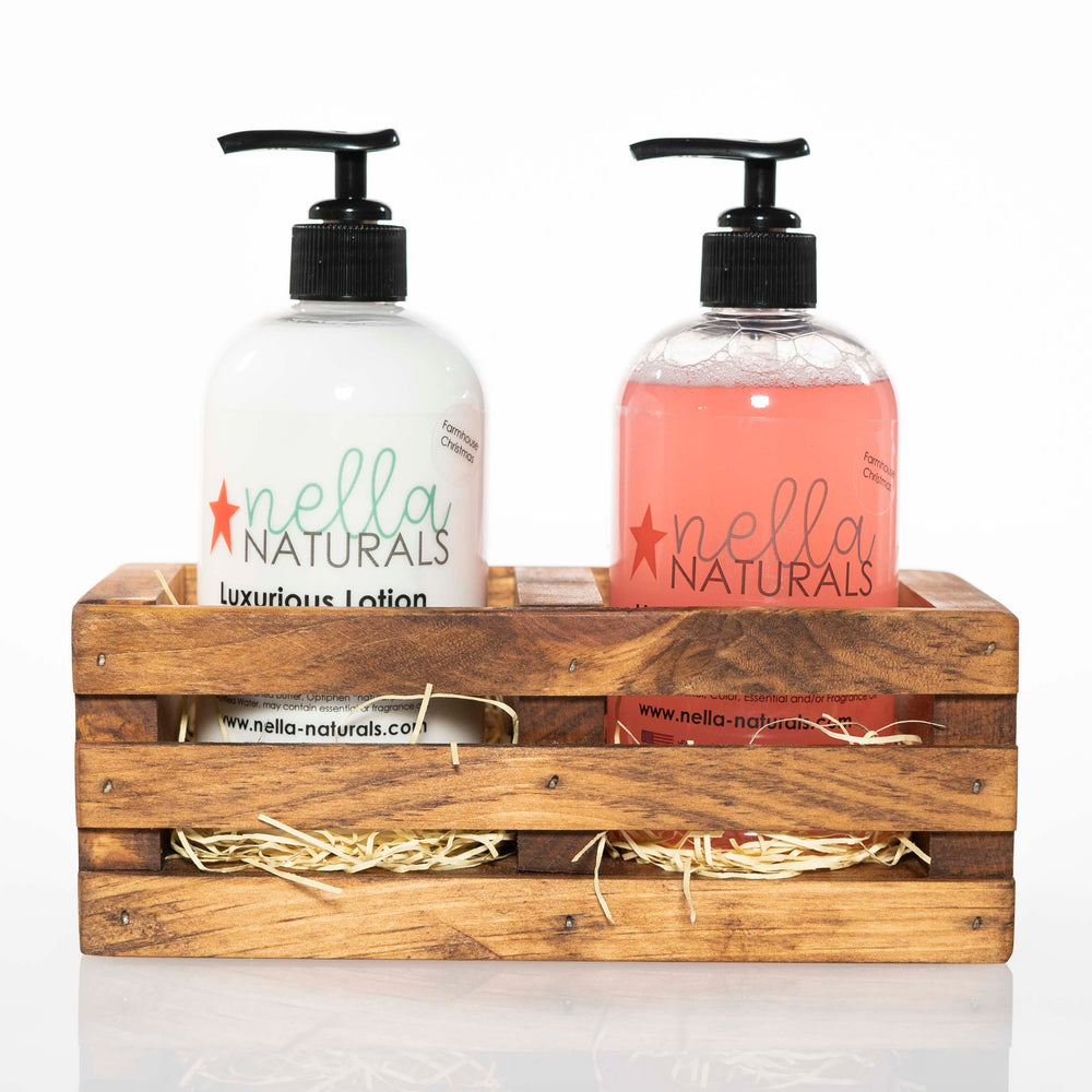 Farmhouse Christmas Soap Bundle