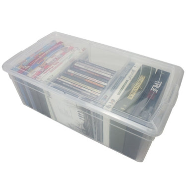 IRIS Small Media Storage Box