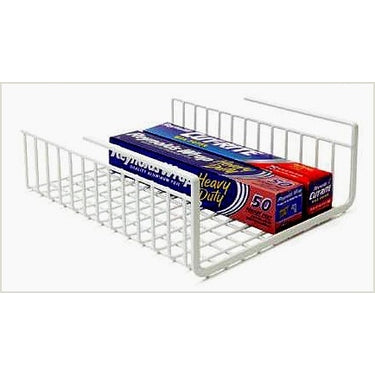 Under Shelf Wrap Holder Rack