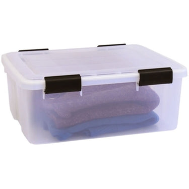 Airtight Storage Box - 7.5 Gallon by IRIS USA
