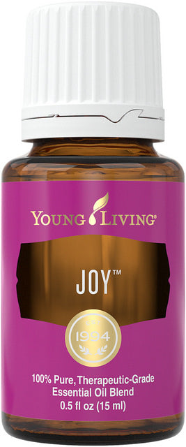 Joy Therapeutic Grade Essential Oil by Young Living - 15ml