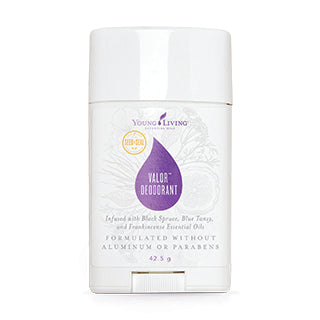 Valor Deodorant by Young Living