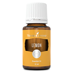 Lemon Essential Oil by Young Living  - 15ml