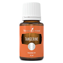 Tangerine Essential Oil by Young Living - 15ml