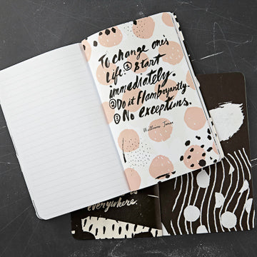 Life Is Always Now - Write Now Journal
