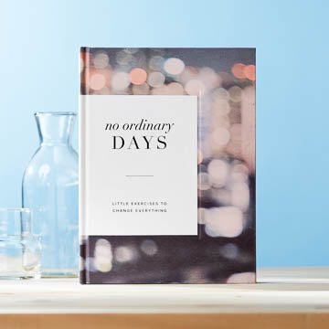 No Ordinary Days - Book
