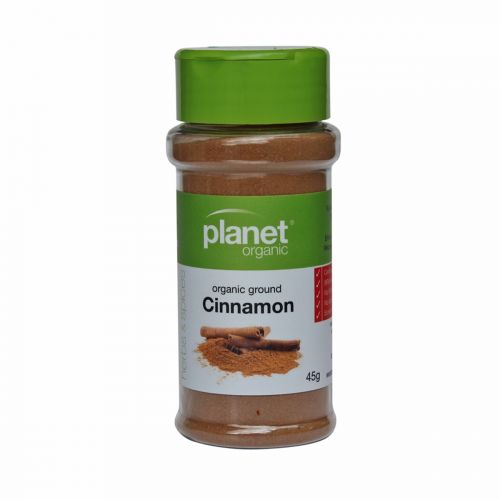 Planet Organic Spices Cinnamon