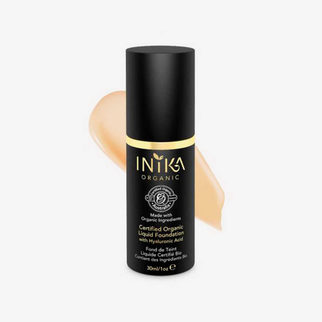 Inika Organic Liquid Mineral Foundation