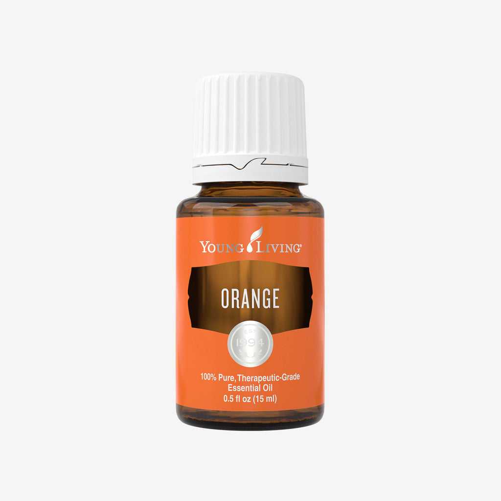 Orange Therapeutic Grade Essential Oil (15ml)