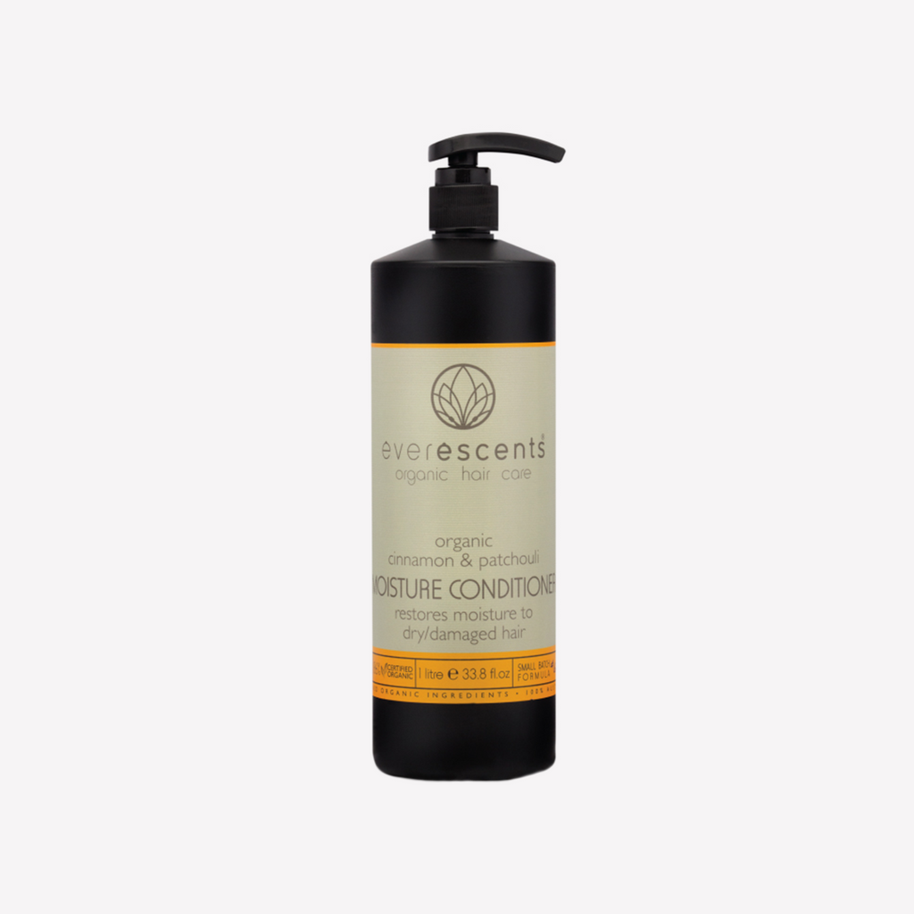 EverEscents Organic Organic Moisture Conditioner - Patchouli & Cinnamon