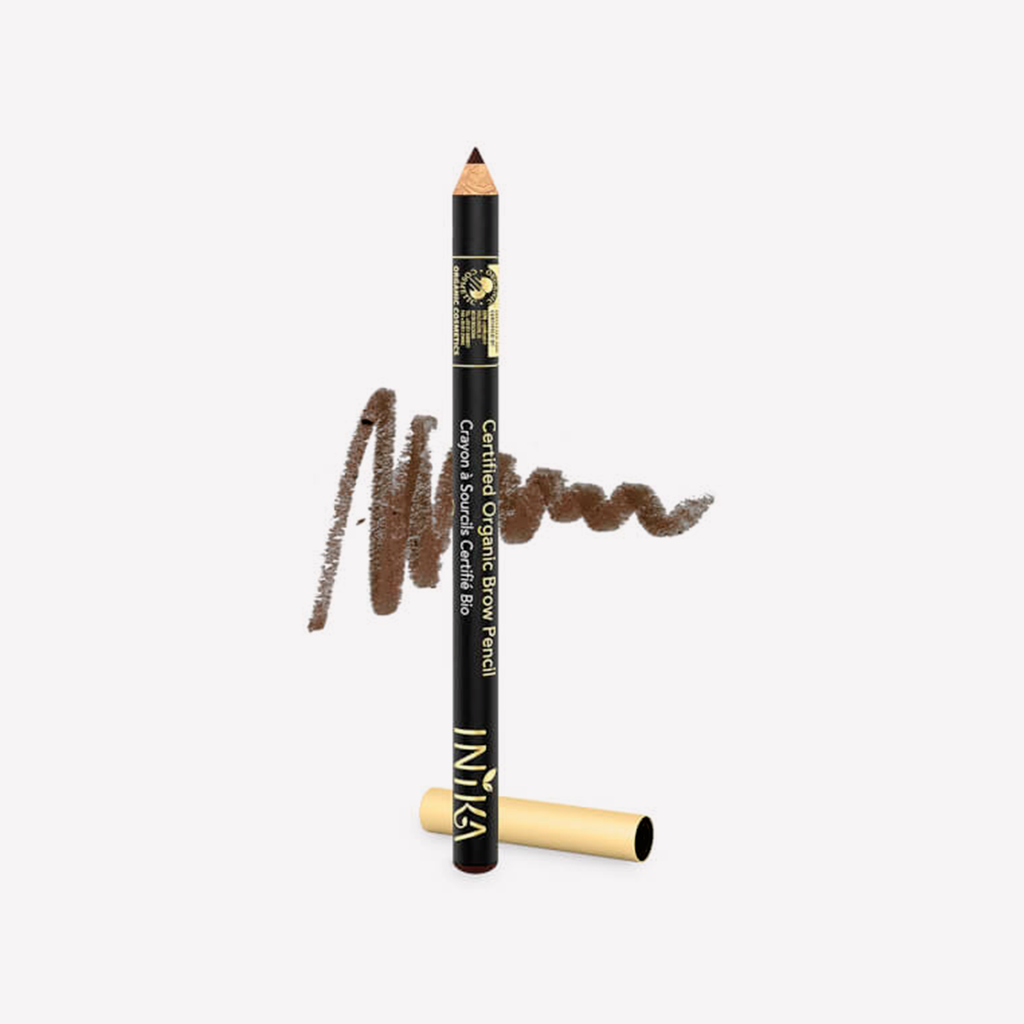 Inika Certified Organic Brow Pencil  -1.2g