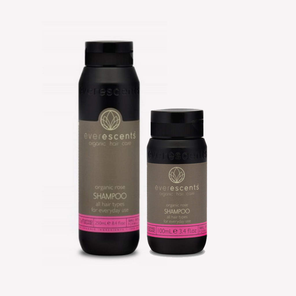 EverEscents Organic Rose Shampoo