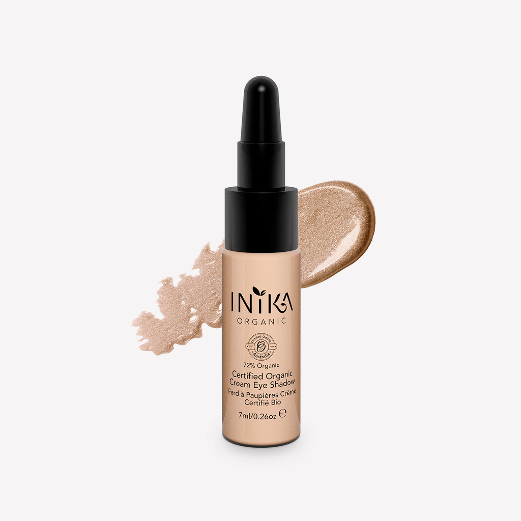 Inika Certified Organic Eye Shadow Creme - 7ml