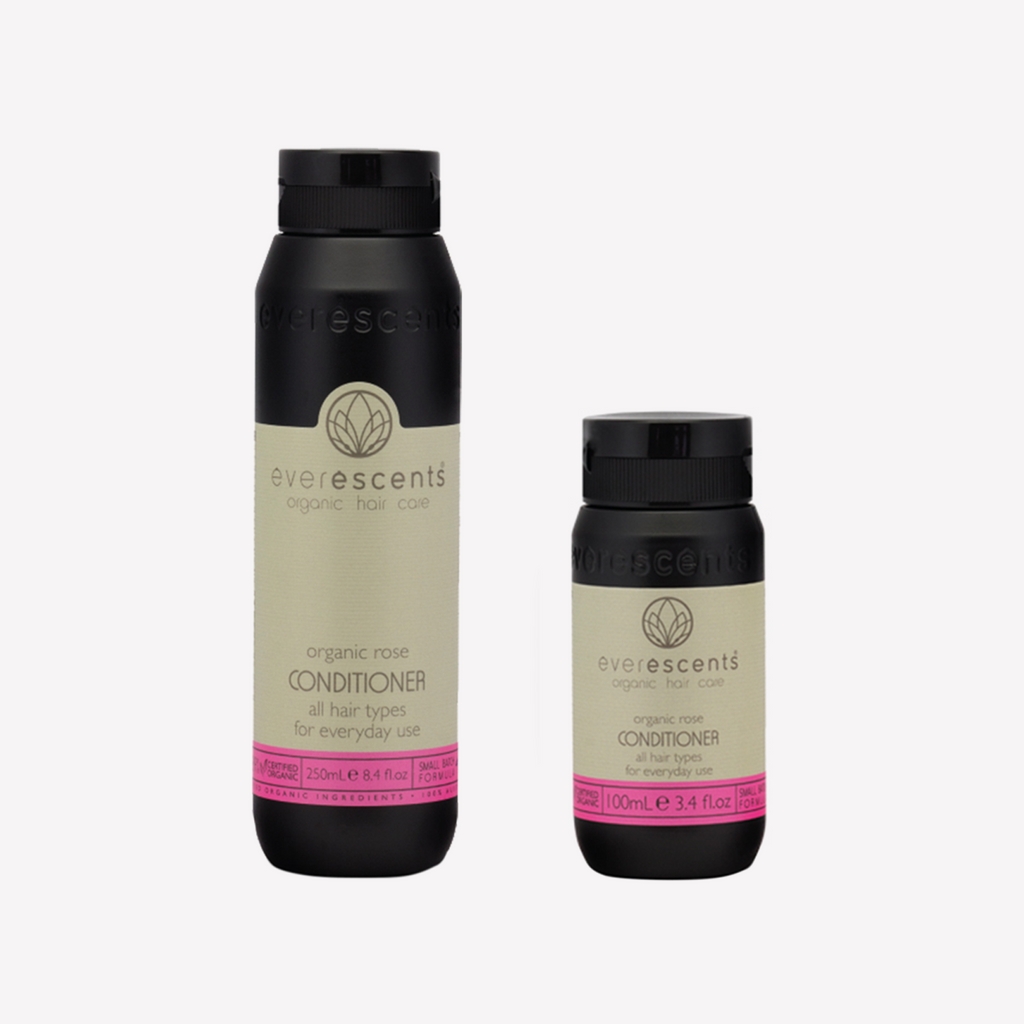 EverEscents Organic Rose Conditioner